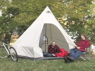 Guide Gear® Triple Wigwam Tent - 174280 Cabin Tents at Sportsmanu0027s Guide & Guide Gear® Triple Wigwam Tent - 174280 Cabin Tents at ...
