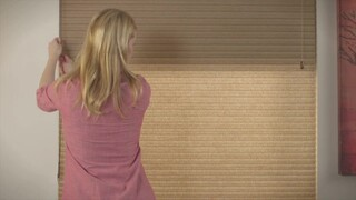 Blinds Com Signature Cell Shade With Tandem Privacy Shade
