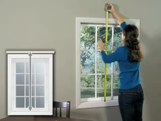 How To Measure For Bali Outside Mount Blinds And Shades Blinds