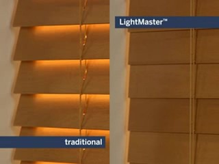Levolor Blinds With The Lightmaster Option