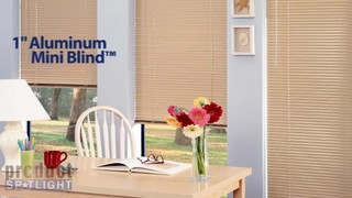 Blinds Com Elite 1 Quot Mini 8 Gauge Aluminum Blind 187 Aluminum