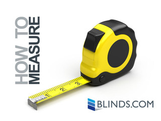 How To Measure For Vertical Blinds Inside Mount