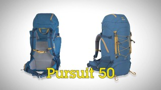 2e58b38926 Video  Mountainsmith Pursuit 50 Hiking Backpack
