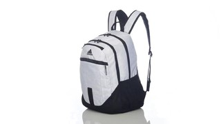 adidas Foundation III Backpack » eBags Video 218df7b1626e1