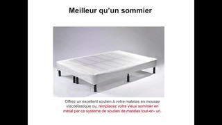 Meilleur qu 39 un sommier welcome to costco wholesale for Lit escamotable costco