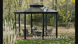 Sojag abris soleil kiva welcome to costco wholesale for Abri mural sun shelter