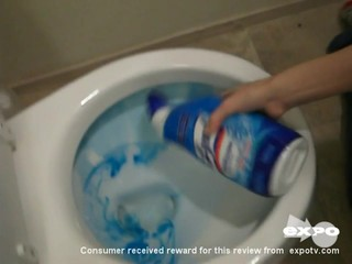 Lysol No Mess Automatic Toilet Bowl Cleaner Review
