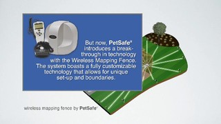 petsafe wireless mapping fence pet supplies pet food and pet products from petcocom - Petsafe Wireless Fence