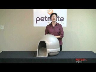Clean Step Litter Box by Booda raquo ListPageResources Pet