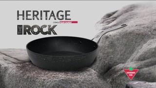 Batterie heritage rock aluminium forg antiadh sif - Batterie de cuisine the rock ...