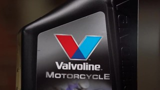 Valvoline 10W-40 4-Stroke Motorcycle Oil(QT)