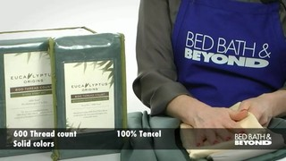 Eucalyptus Bed Sheets. Bed Bath Beyond ...