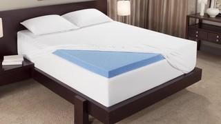 novaform 3 gel memory foam mattress topper welcome to. Black Bedroom Furniture Sets. Home Design Ideas