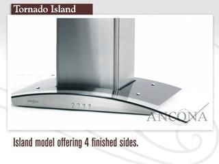 ancona tornado island 36 range hood welcome to costco