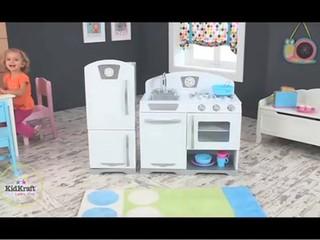 Gentil Kidkraft White Vintage Kitchen Canada Home Design Ideas And Pictures