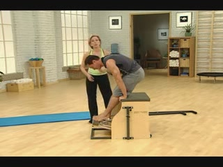 STOTT PILATES Stability Chair Fitness Video Gallery