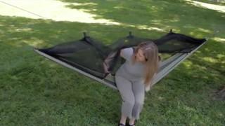 byer moskito kakoon hammock    eastern mountain sports  rh   video ems